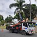 alumbrado público en Ibagué
