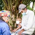 Apoyo habitante de Calle Ibagué