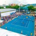 Deportes, Fútbol Tenis, Santa Marta, Magdalena, Distrito