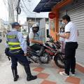 operativos contra el uso ilegal del espacio público en Ibagué