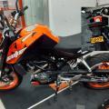 Le robaron su moto del parqueadero del Éxito de la 80 en Ibagué