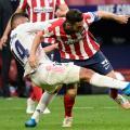 Atlético de Madrid vs Real Madrid, liga española