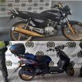 A Melgar y El Espinal fueron a parar dos motocicletas robadas en Ibagué