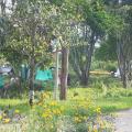 ¡Ojo! En frente de un CAI móvil de la Policía están invadiendo gigantesco lote, ubicado en la tercera etapa de la Ciudadela Bolívar