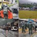 Policía y Ejército intervinieron el Parque de los Osos y Cajamarca