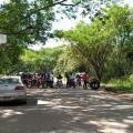 Pasajeros bloqueados en la Terminal de Transporte de Pitalito