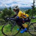 La ciclista huilense inicia competencia en Rionegro