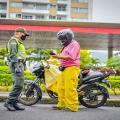 Parrillero en moto Ibagué junio