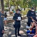 Con campaña antiextorsión, las autoridades llegaron al Guamo y Purificación