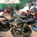 Policía Tolima implementó en Chaparral la campaña ¡marca tu moto!
