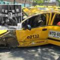 Falleció Víctor Fernando Sarmiento, otro ocupante del taxi accidentado en la 36 con Guabinal