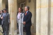 Foto Iván Duque y Martha Lucía Ramírez