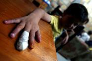 El uso de pólvora en Colombia