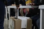 Riesgo electoral