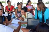 Familias en Acción en Cartagena