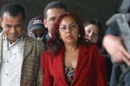 Enilce López, conocida como 'La Gata'