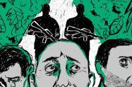 """""""Frontera Cautiva, tras los rastros de los periodistas ejecutados"""""""