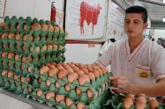 Comerciante de huevos