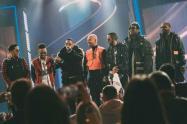 Daddy Yankee y J Balvin en Premios Lo Nuestro