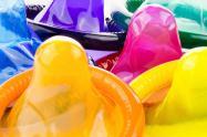 Condones de colores