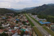 Panorámica de Planadas, Tolima