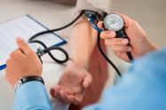 Hipertensión - Toma de tensión - Tensión alta