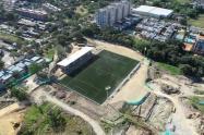 Alcaldía entregara tres escenarios deportivos en octubre