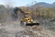 La emergencia ha consumido mas de 1200 hectáreas