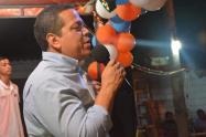 Mauricio Pinto, candidato a la Gobernación, realizó visitas a los municipios de Espinal, Venadillo, Rovira y Saldaña