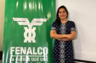 Alba Lucía García llega a esta entidad gremial del departamento