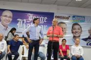 El concejal Conservador ratificó su respaldo al candidato a la alcaldía de Ibagué