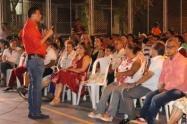Alberto Girón, hizo un llamado a los Ibaguereños para que piensen muy bien por quien van a votar el próximo 27 de octubre