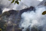 En los meses de julio y agosto se han consumido alrededor de 13 mil hectáreas en el departamento del Tolima