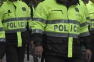 Policias Uniformados