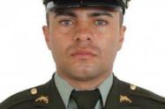 El patrullero fue hallado muerto en una acera de la calle 61 con Avenida Caracas, el pasado 21 de agosto.