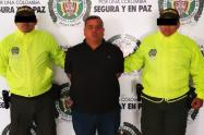 En varios departamentos de Colombia también robo este delincuente