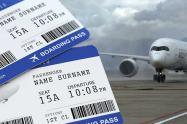 Tiquetes aéreos