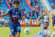 Deportes Tolima vs Unión Magdalena