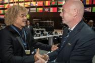 Carlos Valderrama, FIFA