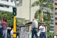 Red de semáforos Ibagué