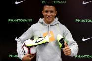 Juan Diego Alegría, atleta de Nike, Antena 2
