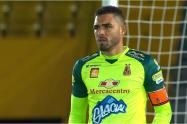 Álvaro Montero Arquero Deportes Tolima
