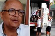 De acuerdo a Barreto, sus opositores llevan cuatro años haciendo escándalos denunciándolo