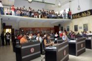 Concejales Sancionados de Ibagué