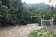 IDEAM, emitió alerta Amarilla por incrementos súbitos en los ríos Sabandija, Recio, Lagunilla, Gualí, Guarinó y sus afluentes