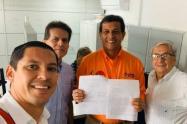 La denuncia fue radicada al Fiscal General encargado Fabio Espitia Garzón y Procurador General Fernando Carrillo Flórez