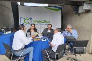 Cumpleaaños 469  de Ibagué se celebra con la Gira RCN Radio
