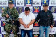 Capturan en Coyaima al cabecilla de una peligrosa banda de extorsionistas