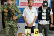 Capturado y judicializado hombre por asesinar a otro en el municipio de fresno