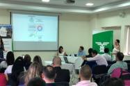 El objetivo de esta campaña, acciones que promuevan el uso de herramientas tecnológicas en los empresarios y emprendedores de la región
